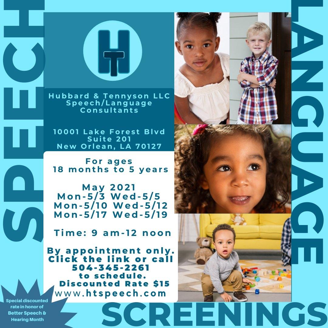 HT -Speech Screening 2021 updated